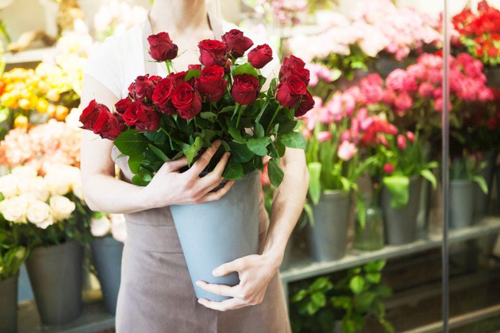 花の仕事の魅力とは?種類は何がある?