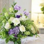 花ギフトコース-お供えのアレンジメント