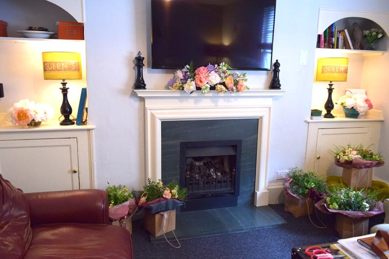 お花のプロが教えるイギリスでのアパートメントの泊まり方~イギリスで住むように暮らすように旅を楽しむ~