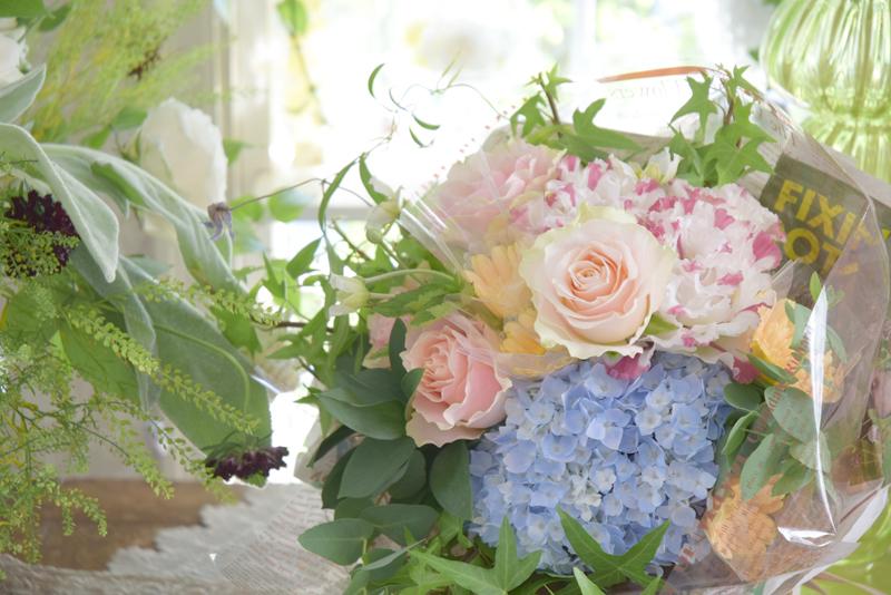 花束をもらったときのお手入れの方法とは?
