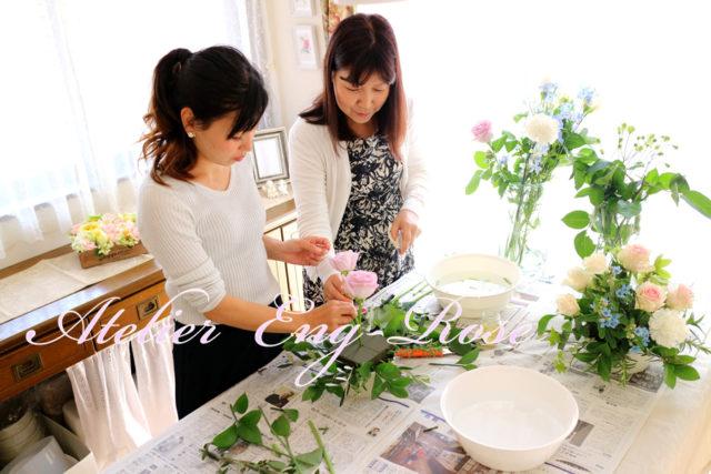 【FWJ認定校紹介】兵庫県川西市 Atelier Eng-Rose アトリエイングローズ