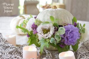 季節のイベントとお花