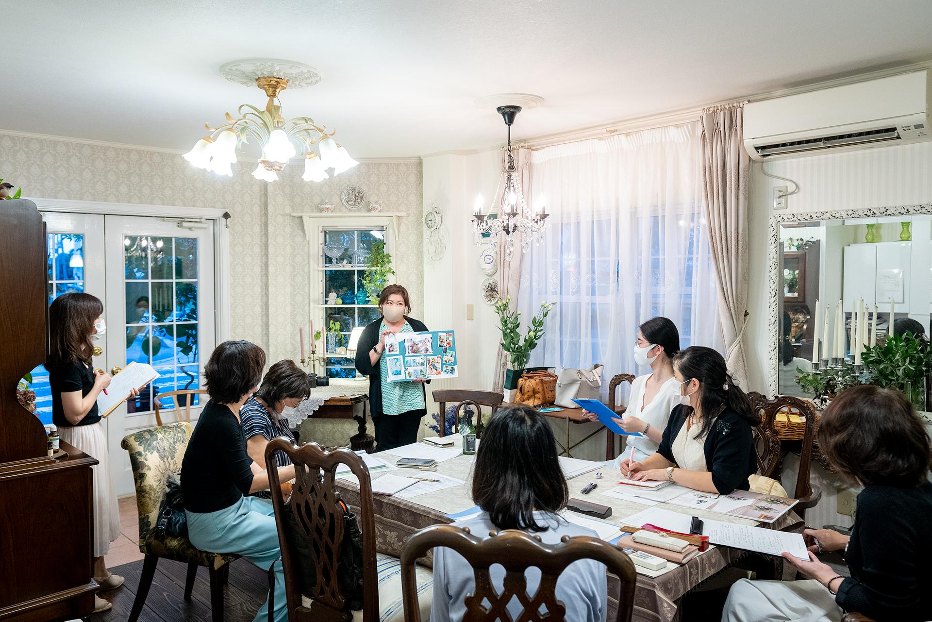 ビジネスが学べる~花仕事支援セミナーⅠ